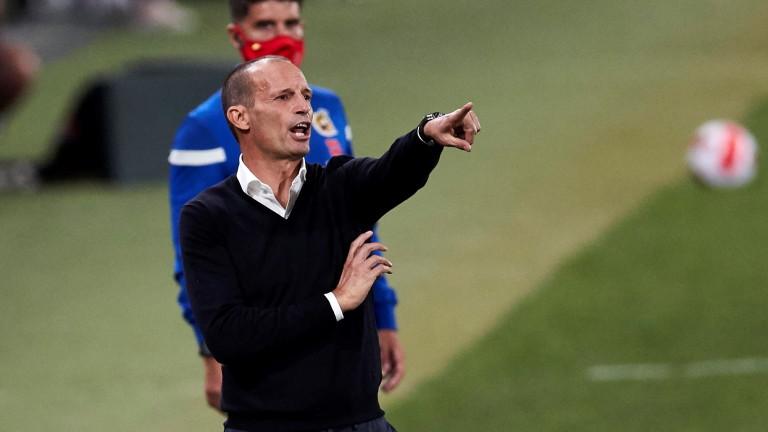 Алегри: Кристиано не искаше да играе повече за Ювентус