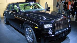 Rolls-Royce разработва електрическа версия на Phantom