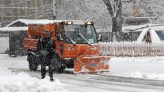 Направени са обработки със смеси срещу заледяване в София
