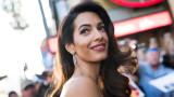 Амал Клуни, Джордж Клуни и какво хапва съпругата на актьора