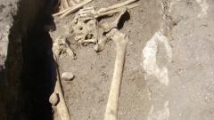 Спрете сензациите, няма вампири, успокояват археолозите