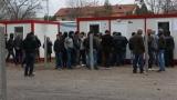 Разширяват бежанския лагер в Харманли заради големия наплив