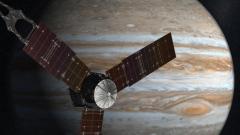 "Космическата сонда ""Джуно"" влезе в орбитата около Юпитер"