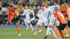 Шахтьор не се даде и на Интер, сравнително спокоен мач за българския съдия Георги Кабаков
