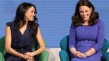 Меган Маркъл и Кейт Мидълтън със собствени емотикони