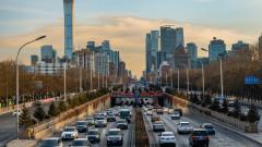 Продажбите на най-големия автомобилен пазар се покачват за първи път от година