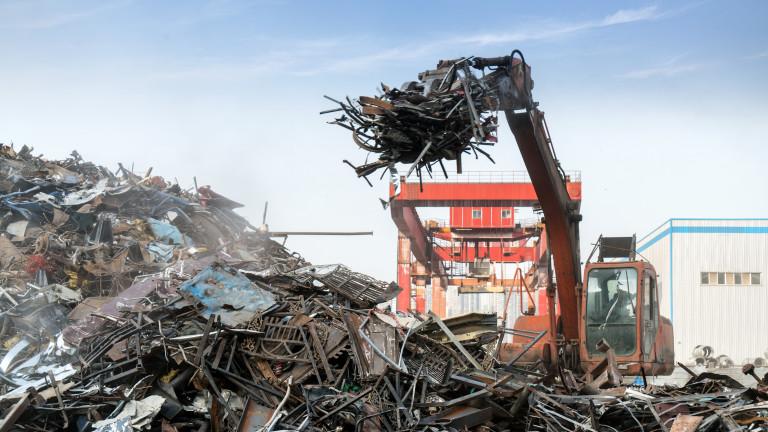 Най-голямото сметище в Китай е вече пълно - 25 години