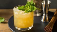Един от най-свежите коктейли с бърбън