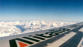40 полета на Alitalia бяха отменени заради стачка
