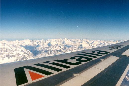 """Аэрофлот"" все по-близо до покупката на Alitalia"