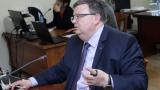 Заличиха кандидатурата на Борислав Сарафов за член ВСС