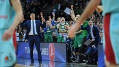 Жалгирис не остави шансове на Барселона с Александър Везенков в Каунас