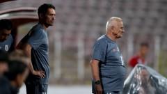 Люпко Петрович: ЦСКА показа как не трябва да се играе футбол