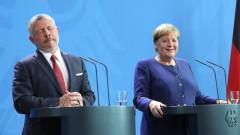 Меркел зове Иран да се върне към сделката, заклейми плана на Нетаняху за Западния бряг