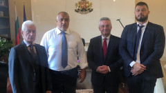 Борисов обсъдил бъдещето на ЕП с Бареков, Сидеров и Ян Захрадил