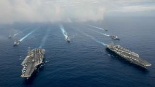 САЩ заплашват Русия със самолетоносачи в Средиземно море