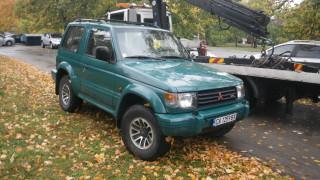 Глобиха близо 80 шофьори заради паркиране в зелени площи в София