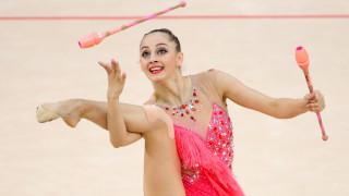 Боряна Калейн се размина с медала на Европейското в Киев