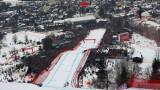 Второто спускане в Кицбюел е отменено заради нов сняг