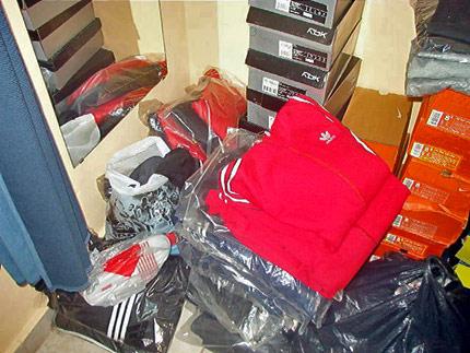 Спортни стоки за 1 300 лева иззеха във Варна