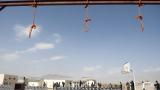 5 души са екзекутирани в Афганистан за групово изнасилване