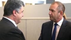 Румен Радев успокоява - българите в Украйна ще учат на майчин език