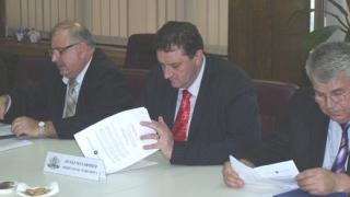 Мутафчиев подписа споразумението за контрол на пътя в ЕС