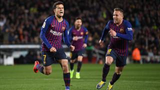 Барселона готов да изслуша всяка оферта за Коутиньо