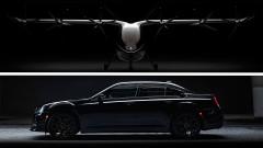 Fiat Chrysler ще произвежда електрически летящ автомобил от 2023-а