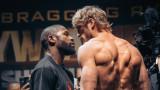 Логан Пол, Флойд Мейуедър и как завърши боксовият мач между двамата
