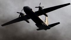Военен самолет се разби край украинския Харков