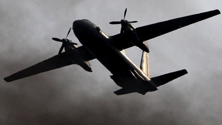 Четирима починали при падането на самолет Ан-26 в Казахстан