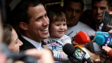 Гуайдо обяви смяната на властта във Венецуела за изгодна за Русия