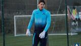 Славиша веднага прави титуляр новия хърватски вратар