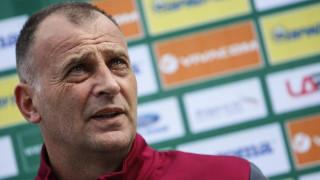 Тони Здравков: Играчите на АЕК знаят да играят с топката