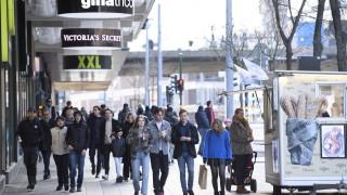 Швеция обмисля обратен завой в борбата с коронавируса