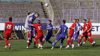 Етър и Арда си спретнаха 0:0 в мач без голово положение