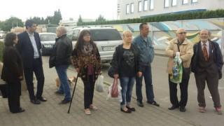 """10-и протест за отваряне на алеята в """"Дружба"""" 2 и оставка на кмета"""