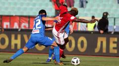 Мачът срещу Левски ще бъде специален за голмайстора на ЦСКА Али Соу