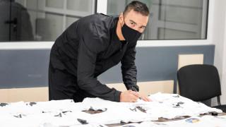 Димитър Кузманов: Най-важното е да съм здрав и турнирът да продължава да се провежда