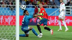 """Голям късмет покри слаба Испания срещу Мароко, незаслужена точка помогна на """"фуриите"""" за първото място в група В"""