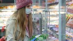 Магазините занемарили противоепидемичните мерки