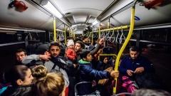 Турски представители помагат на Гърция да спира мигрантите