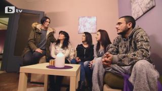 Мария Силвестър помага на самотна майка и трите й деца