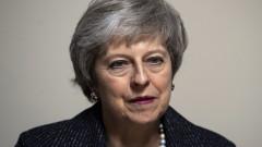 Мей: Ще се боря за Великобритания