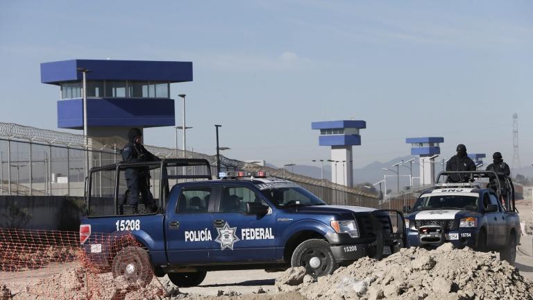 Снимка: Членове на наркокартел освободиха от затвора син на Ел Чапо