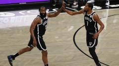 Бруклин Нетс с осма поредна победа в НБА