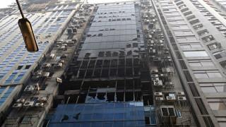 25 души са загинали при пожара в офис сграда в столицата на Бангладеш