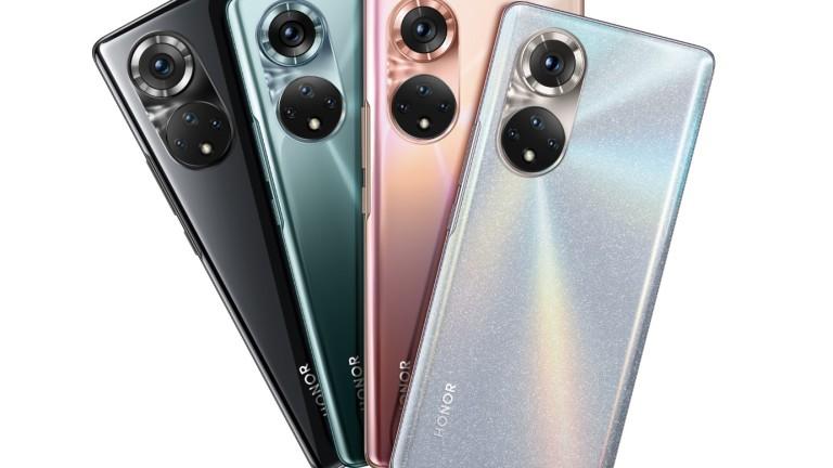 Втората серия смартфони Honor след раздялата с Huawei са тук