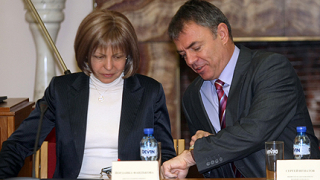 Борба с Бюджет 2011 започва просветният министър